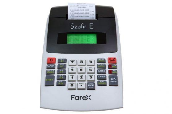 Kasa fiskalna FAREX Szafir E