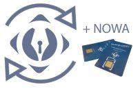 Eurocert - odnowienie certyfikatu podpisu elektronicznego z nową kartą