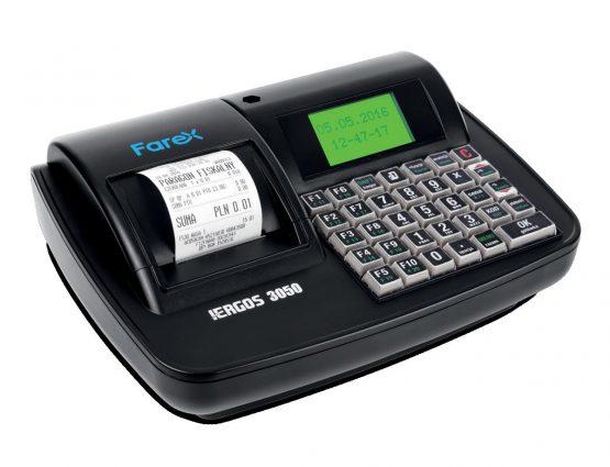 Kasa fiskalna FAREX i-Ergos 3050